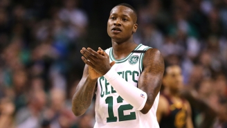 Terry Rozier Didn't Hold Back On The Celtics Problems When He Joined 'First Take'