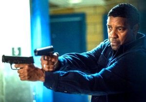 A New 'Equalizer II' Trailer Sees Denzel Washington Beat Up All The Bad Guys