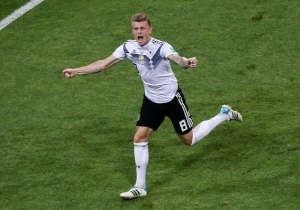Toni Kroos' Sensational Stoppage Time Goal Gave Germany A Thrilling World Cup Win Over Sweden