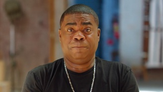 Tracy Morgan Delivers A Powerful Message To His Younger Self About The Dangers Of Addiction