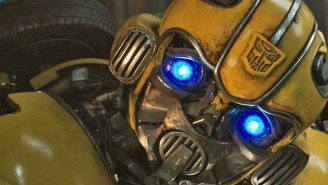 The First Trailer For 'Transformers' Spinoff 'Bumblebee' Has Landed