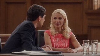 The 'Trial & Error' Season 2 Trailer Asks, 'Is Kristin Chenoweth A Vampire?'
