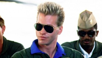 Val Kilmer Will Reprise His Iconic 'Iceman' Role In 'Top Gun 2' Alongside Tom Cruise