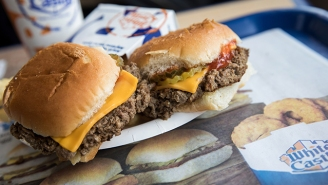 White Castle's 'Impossible Slider' Is Selling Like Crazy