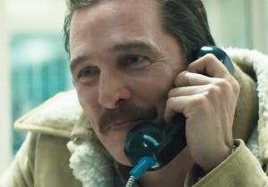 Matthew McConaughey Plays Dad To The Youngest FBI Informant In History In The 'White Boy Rick' Trailer