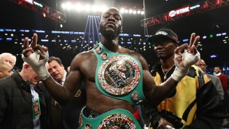 Deontay Wilder And Anthony Joshua Have Agreed To Terms On A Heavyweight Unification Bout This Fall