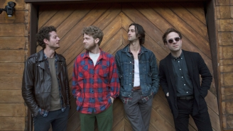Dawes' Taylor Goldsmith Talks Songwriting And Avoiding Celebrity Culture On The Celebration Rock Podcast