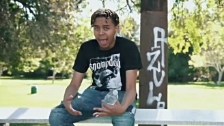 Precocious Up-And-Coming Rapper YBN Cordae Drops Knowledge In His Throwback 'Fighting Temptations' Video
