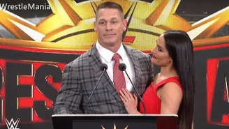 Nikki Bella Gives Yet Another Update On Her Relationship With John Cena