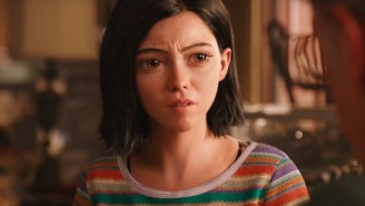 The Latest 'Alita: Battle Angel' Trailer Provides A More Detailed, Big-Eyed Look At The Anime Adaptation