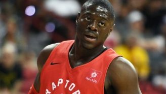 Rawle Alkins Is Looking To Be The Raptors' Latest Success Story
