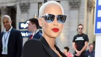 Amber Rose Is Convinced That Gwyneth Paltrow Is 'Becky With The Good Hair' From Beyonce's 'Lemonade'