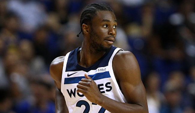Andrew Wiggins Says Some Fans Are Sh Tty For Booing After A Loss