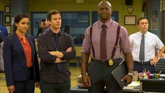 Andy Samberg And The Cast Of 'Brooklyn Nine-Nine' Throw Their Support Behind Terry Crews