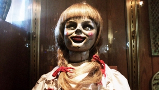 James Wan Offers The First Glimpse Of 'Annabelle Comes Home'