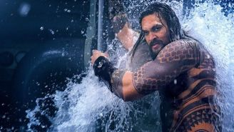 The Other Justice League Characters Will Not Appear In 'Aquaman'