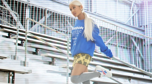 Reebok® Ariana Grande RapideLes X Reebok® Grande RapideLes