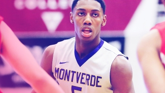 R.J. Barrett Believes Canada's National Basketball Team Is Ready To Take On The United States
