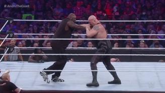 Shaq Says He'll 'Think About' A WrestleMania 35 Match Against WWE's Big Show
