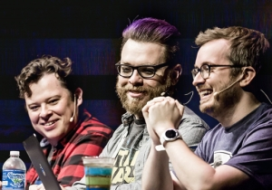 The McElroy Brothers Seemingly Can't Be Stopped