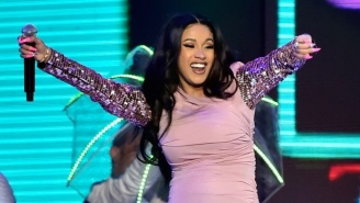Cardi B Makes History Again As The First Female Rapper With Two No. 1 Hits