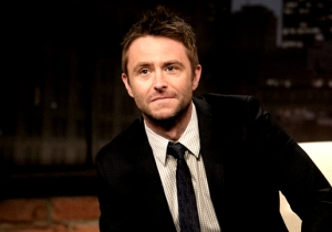 Chris Hardwick Will Return To Once Again Host 'The Talking Dead'