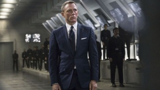 Daniel Craig Brings Some James Bond Style To Meet The Real Spies At The CIA