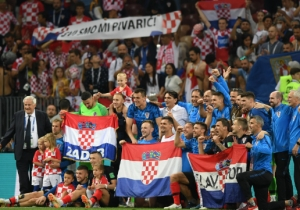 Mario Hezonja And The NBA's Croatian Players Celebrated The National Team Making The World Cup Final