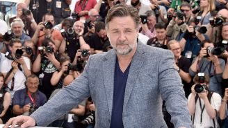 A Twitter Joke About 'Deadpool 2' Enraged Russell Crowe And Got Deadpool's Creator In Hot Water