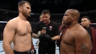 Daniel Cormier Knocked Out Stipe Miocic To Become Double Champ At UFC 226