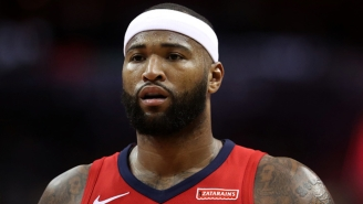 Several NBA Players Tried To Talk DeMarcus Cousins Out Of Joining The Warriors