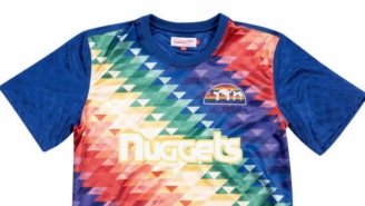Ranking Mitchell And Ness' Line Of Retro NBA Unis Reimagined As Soccer Jerseys