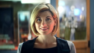 'Doctor Who' Offers World Cup Viewers A First Look At The Time-Traveling Hero's New Companions