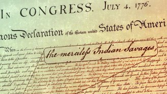 Facebook 'Accidentally' Flagged The Declaration Of Independence As Hate Speech