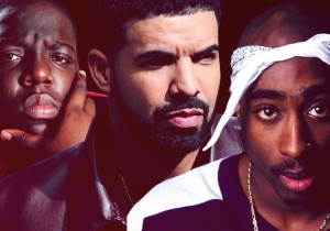 Drake's 'Scorpion' Is True To The Legacy Of Paranoid, Massively Consumed Double Albums In Hip-Hop