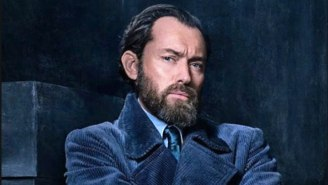 Jude Law Has Explained Why Dumbledore Won't Be 'Explicitly' Gay In 'Fantastic Beasts' Sequel