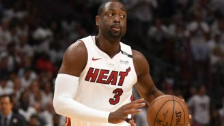 The Heat Are Still Waiting For Dwyane Wade To Decide Where He Wants To Play