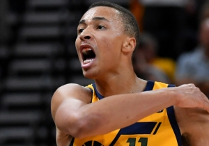 The Utah Jazz Will Reportedly Re-Sign Dante Exum To A Three-Year Deal