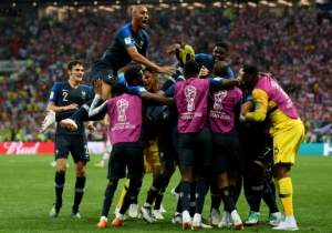 France Took Down Croatia To Win The 2018 World Cup