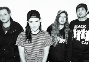 Skrillex Returns To His Emo Roots For Another New Song With His Old Band, From First To Last