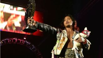 New Japan Released A Statement And Update On Hiromu Takahashi's Injury