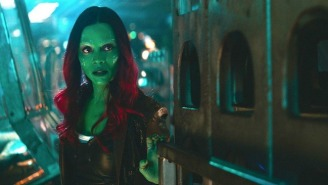 An 'Avengers: Infinity War' Deleted Scene Gives Fans More Of Gamora's Backstory