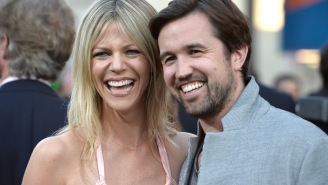 Rob McElhenney And Kaitlin Olson Hid Their Romance From Their 'It's Always Sunny' Cast Mates For A Year