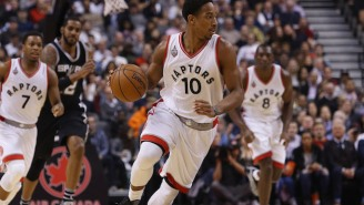 DeMar DeRozan Just Wanted Masai Ujiri And The Raptors To 'Let Him Know' He Could Be Traded