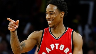 DeMar DeRozan Hopes Manu Ginobili Returns To The Spurs Next Season