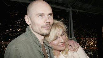 Billy Corgan And Courtney Love Will Reunite This Week At The Smashing Pumpkins' New Jersey Concert