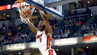 Derrick Jones Jr.'s Amazing Dunks Have Made Him The Early Star Of Summer League