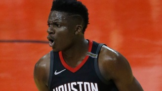 The Rockets Reportedly Offered Clint Capela An $85 Million Deal On July 1