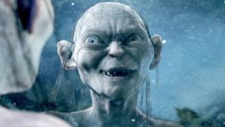 Stephen Colbert Used His 'Lord Of The Rings' Fandom To Skewer Rudy Giuliani