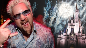 Guy Fieri Is Opening A Chicken Tender Restaurant In Disney World